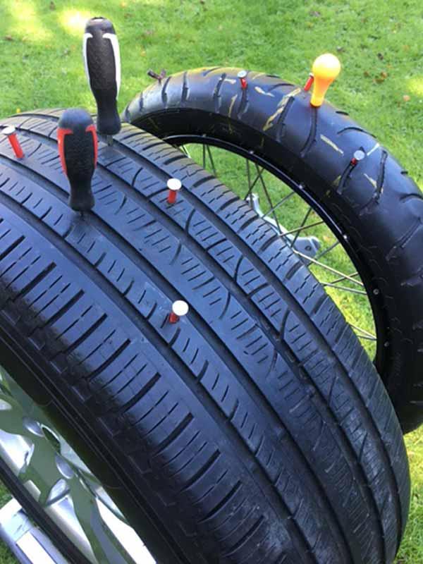 BikeSeal Tyres