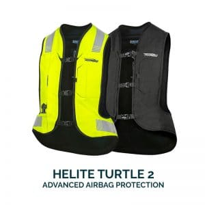 HELITE Turtle 2 Advanced Airbag Protection