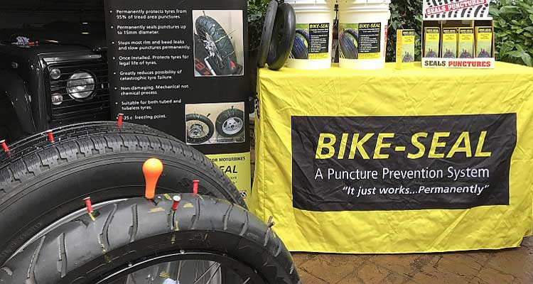 BikeSeal Puncture Prevention System