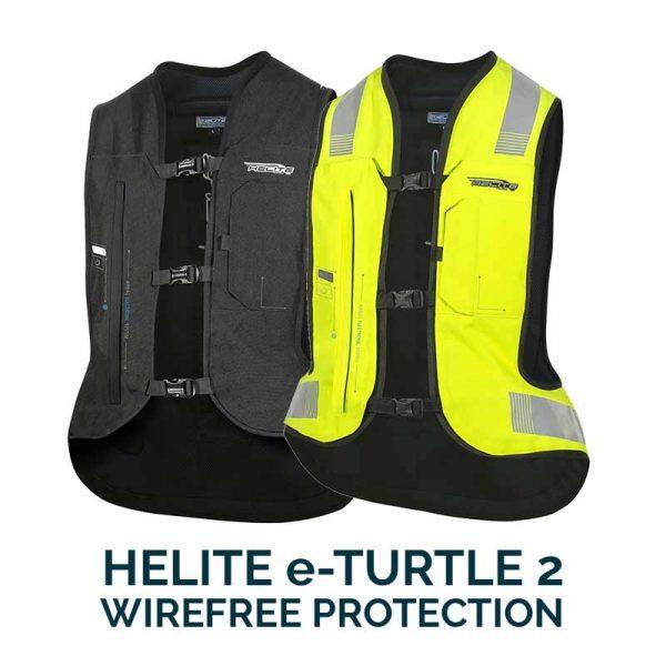 HELITE e-Turtle Airbag Vest